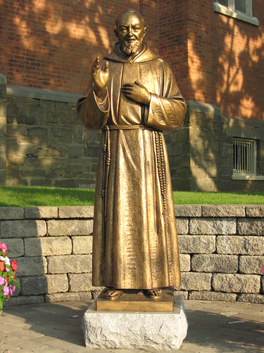 Padre Pio in Rensselaer