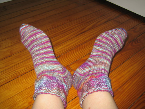Summer of Love Lace Socks