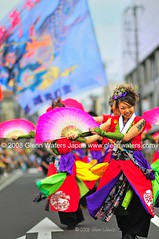Yosakoi Soran Matsuri (Hirosaki Japan).  Glenn Waters.   7,000 visits to this photo. Thank you. (Glenn Waters in Japan.) Tags: beautiful festival japan happy dance vivid elite aomori  hirosaki japon yosakoi amazingcolors      5photosaday  yosakoisoran nikkor85mmf14d nikkor85mm14d worldbest lifebeautiful nikkor85mmf14dlens theperfectphotographer nikond300 earthasia top20vivid  glennwaters    photosjapan 93march7th 81march25th