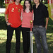 Ben Barnes William Moseley and Anna Popplewell