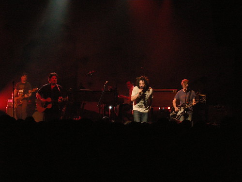Counting Crows @ Ancienne Bruxelles