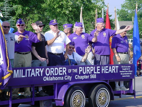 Military Order of the Purple Heart Oklahoma City