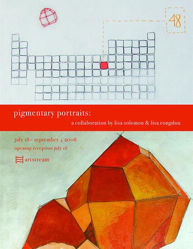 pigmentary portraits