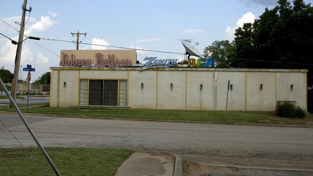 Johnny Balfour Arlington TX 2008