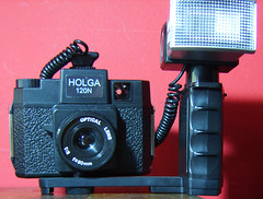 holga 120N +Nokina flash unit (behemocik) Tags: holga mods flashunitdianaholga