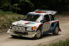 Goodwood Festival of speed 2008 peugeot 205 group b (richebets) Tags: festival speed stage rally wrc 2008 supercar peugeot goodwood 205 groupb festivalofspeed goodwoodfestivalofspeed2008