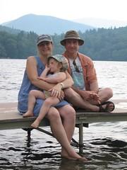 Cassie, Eric, and Charlotte (alist) Tags: alist dublinnh cassiecleverly alicerobison july2008 kerriekephart ajrobison