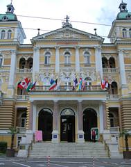 Hotel Nove, Marianske Lazne (Marienbad), Czech Republic.