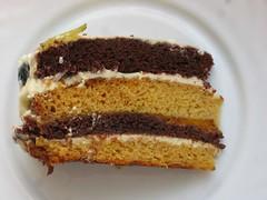 Торт \'Новый\' разрез