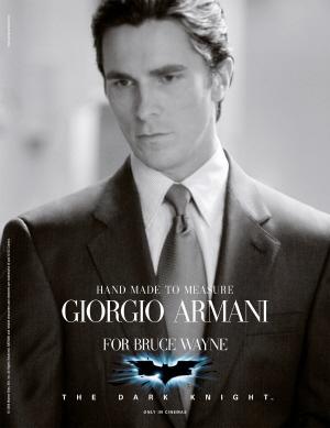 giorgio armani for bruce wayne 2