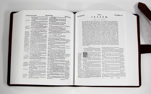 Geneva Bible Facsimile - Spread 2