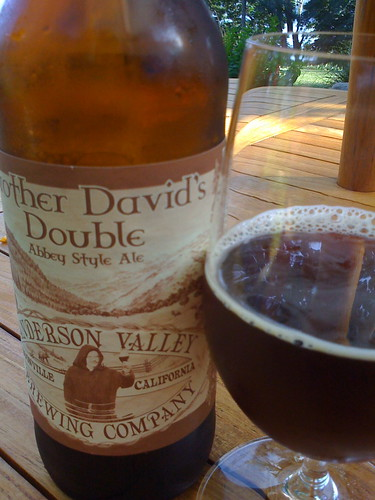 AVBC's Brother David's Double Abbey Style Ale