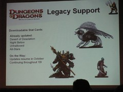 Minis Seminar - Legacy Support