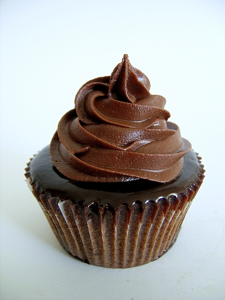 Chili Chocolate Cupcake