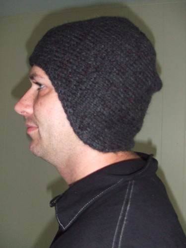 Mieko Mintz Manly Hat for my Hubby