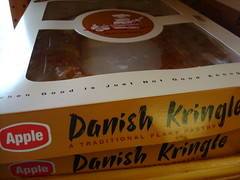 Kringle at Lehmann's