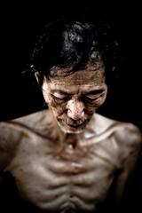 Yun Tan (TGKW) Tags: old portrait people man skinny hongkong artist chinese masks elderly painter taio yuntan