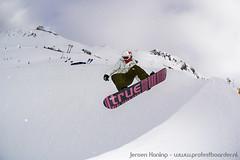 Cody Hierons (2) halfpipe runs (JeroenKoning) Tags: park winter snow fun snowboarding switzerland jeroen nikon swiss d70s evolution run powder fisheye davos snowboard halfpipe cody nikkor oneill snowboarden zwitserland 105mm koning hierons protestboarder