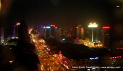 IMG_7784 (Sam's Exotic Travels) Tags: skyline night lights capital prc chinas sams shijiazhuang travelphotos samsays hebeiprovince samsexotictravelphotos exotictravelphotos samsayscom jebeo northchinaplain