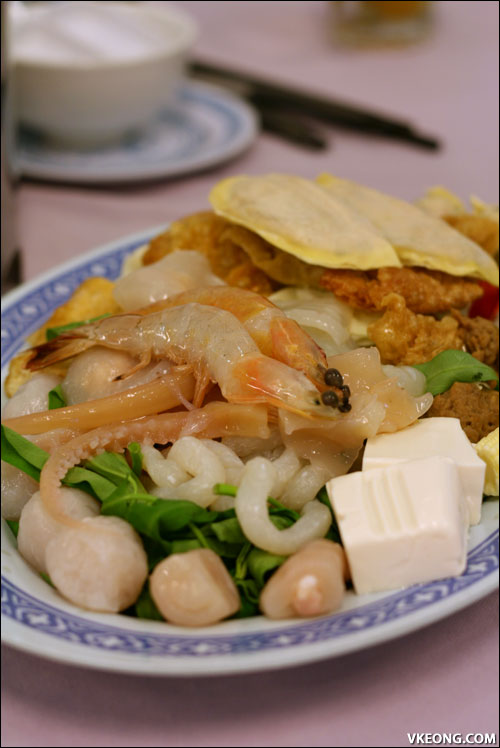 steamboat seafood