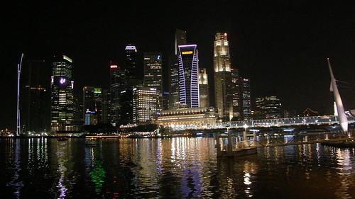 16.Marina Bay夜景