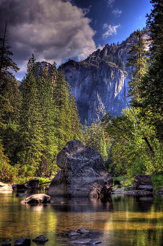 Yosemite Creek 1