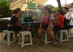 at the warung (intannirwana) Tags: bali sayan ubud batur birdpark kintamani traditionalmarket kechakbackstage