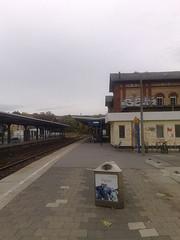 Westbahnhof Jena