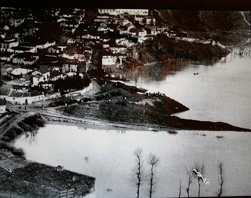 Inundación de 1947 en Toledo. Vega alta