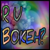 bokeh'd