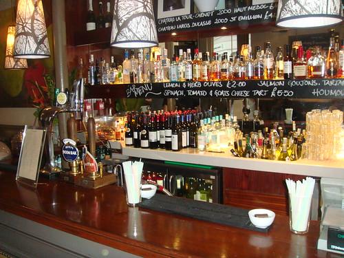 Barra del Pub
