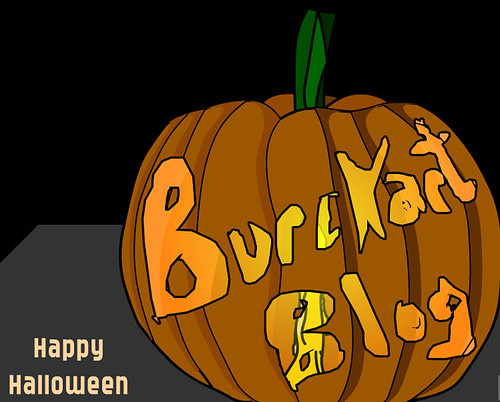 Burckart blog happy halloween