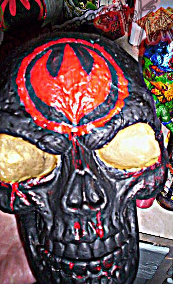 Foot Ninja Skull :: C