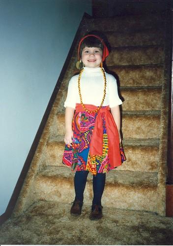 Halloween 1986 - A Gypsy