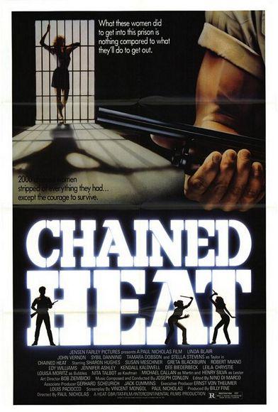 chained heat movie