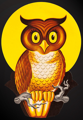 Whooo Chose Owls for Halloween, Anyway? |