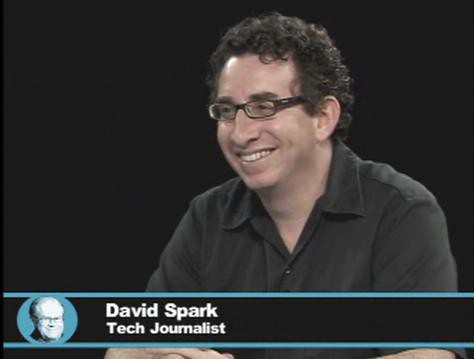 David Spark on Cranky Geeks