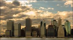 Distrito Financiero desde Brooklyn Promenade