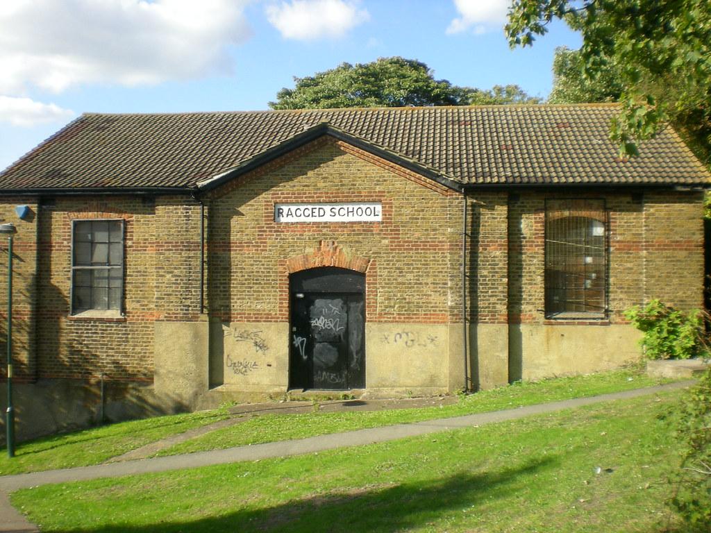 Ragged School, Chatham, England