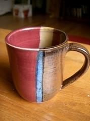 Raspberry Mug A