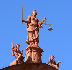 Justitia (dierk schaefer) Tags: germany deutschland offenburg allemagne justitia kunstambau dierkschaefer