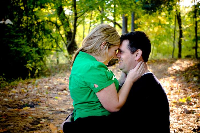 Ridley Creek Park Engagement & Wedding Photos