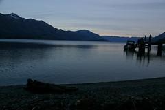 Sunset (Kelagram) Tags: southisland kinloch nov08