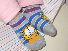 Garfield Socks