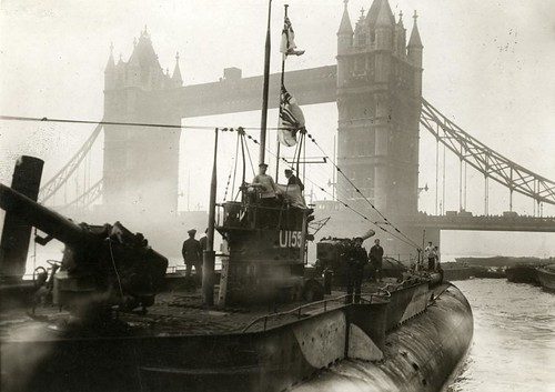 Eerste Wereldoorlog, zeeoorlog