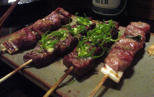 02.牛肉串與豬肉串