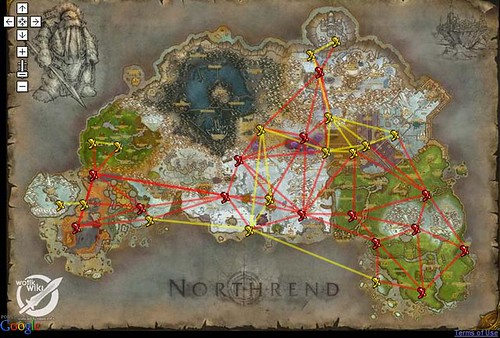 Download world of warcraft map