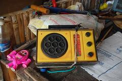 Old Radio in Sabtang Island (MeloVillareal) Tags: island batanes sabtang