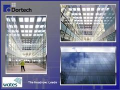 Curtain Walling Project  www.Dortech.co.uk (jamesutherland) Tags: windows doors fenestration glazing curtainwall buildingfacades curtainwalling