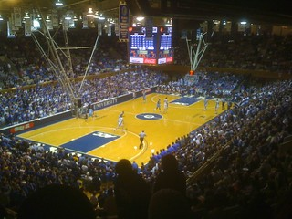 Duke vs Rhode Island basketball